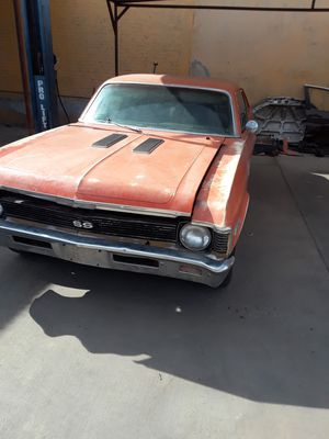 69 nova ss project for Sale in Imperial, CA