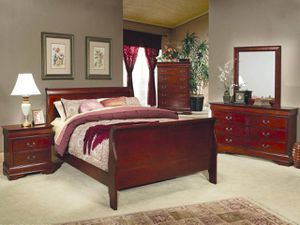 Brand new 8 piece bedroom set for Sale in Oshkosh, WI