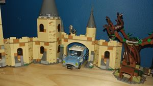 Lego Harry Potter Hogwarts Whomping willow for Sale in Kent, WA