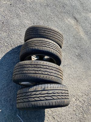 Acura TL tires and rims for Sale in Revere, MA