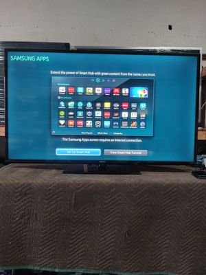 60 inch samsung smart tv Led for Sale in South Gate, CA