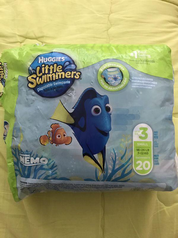 Huggies Little Swimmers Size 3