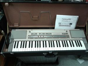 Vintage Casio Electronic Keyboard CT 610 for Sale in Brooklyn, NY