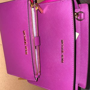 Micheal Kors Purse&Wallet for Sale in Houston, TX