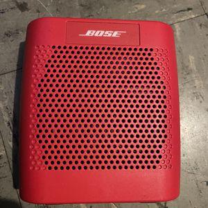 Bose SoundLink Color Red Speaker for Sale in Stockton, CA