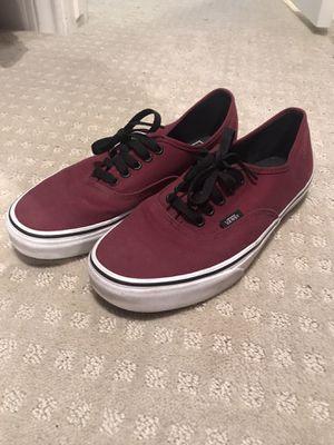 Vans men shoes size 9 for Sale in Houston, TX