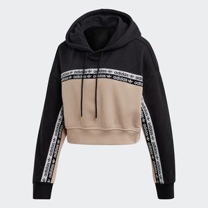 NEW ADIDAS CROPPED HOODIE for Sale in Montebello, CA