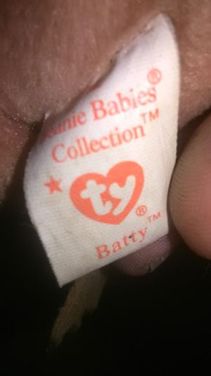 Beanie baby batty 1996 for Sale in Swansea, IL