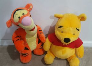 Disney's Winnie the Pooh and Tigger for Sale in Upper Marlboro, MD