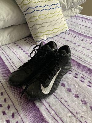 Nike Cleats Shoes Size 10 Mens for Sale in Hayward, CA