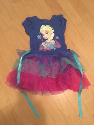 Elsa dress for Sale in Fontana, CA