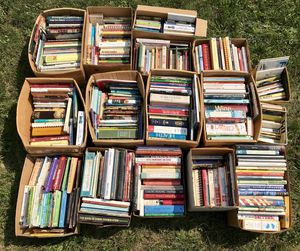 Assorted book collection for Sale in Klamath Falls, OR