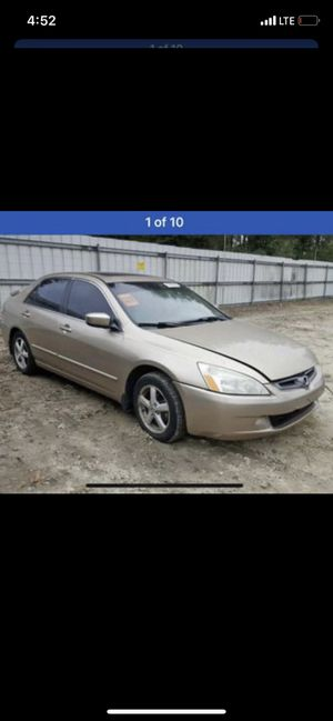 Honda Accord for part out for Sale in Orlando, FL