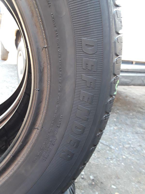 195/65-15 #2 tires