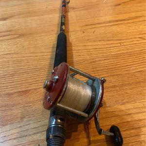 Deep Sea Fishing Reel & Rod! for Sale in Lake Oswego, OR