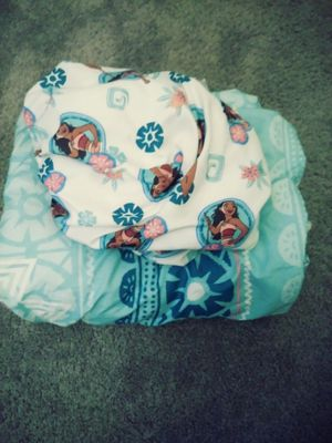Moana toddler bed set for Sale in Fresno, CA