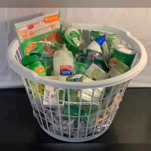 Green And White Gain Detergent Bundle for Sale in Springfield, VA