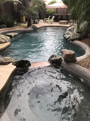 Pool Filter cleans- cartridge/DE/ or sand changes for Sale in Mesa, AZ
