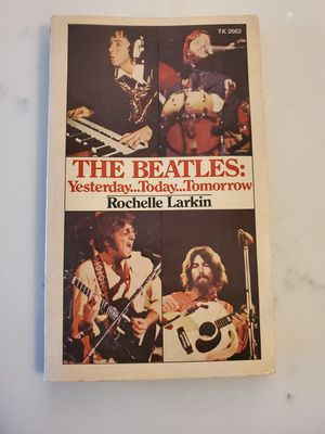 Beatles Paper Back Book 1st Edition for Sale in Silver Spring, MD
