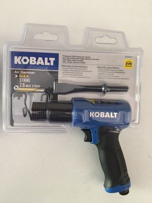 Kobalt Air Hammer for Sale in Greensboro, NC