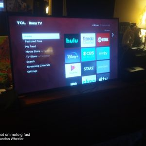 "New 55"" Tcl Smart Tv 4kHDTV for Sale in Dallas, TX"