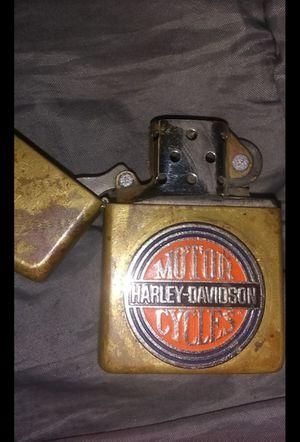 Vintage Harley Davidson Zippo Lighter for Sale in Port Charlotte, FL