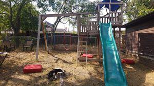 Swing set for Sale in Dallas, TX