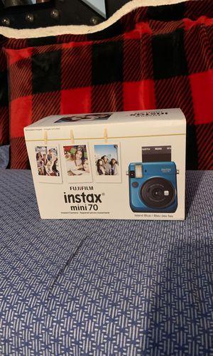 Fuji film instax mini 70 camera for Sale in San Francisco, CA
