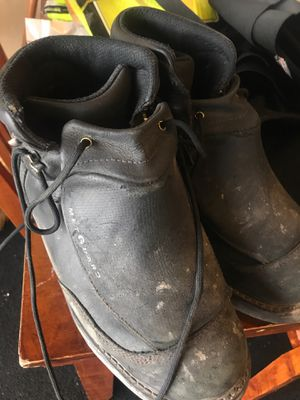 10.5men timberland pro metgaurd work boots for Sale in Edgewood, WA