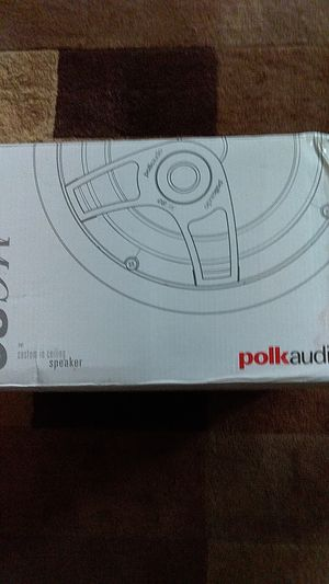 Polk Audio mc80 ceiling speaker for Sale in San Fernando, CA