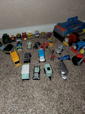 Toys hot wheels and more for Sale in Victorville, CA