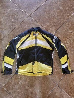 Alpinestars motorcycle jacket M for Sale in Phoenix, AZ