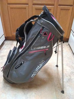 Golf Bag! Golf Clubs! Women's Sun Mountain 3.5 Standbag! for Sale in Phoenix, AZ