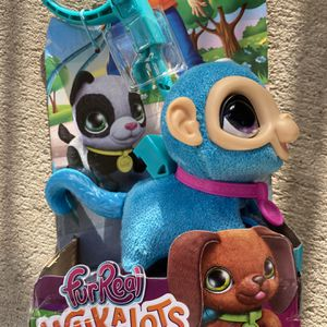 New FurReal Walkalots Lil Wags Monkey Toy for Sale in Spring, TX