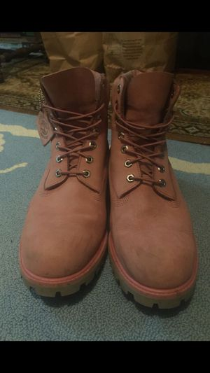 Pink Timberland Boots for Sale in Portland, OR