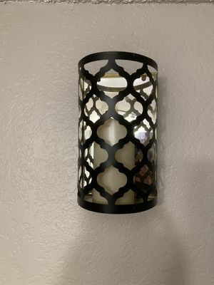 Wall candle holders for Sale in Fort Worth, TX