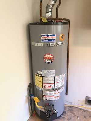 50 Gallon Gas Water Heater Tank for Sale in San Fernando, CA