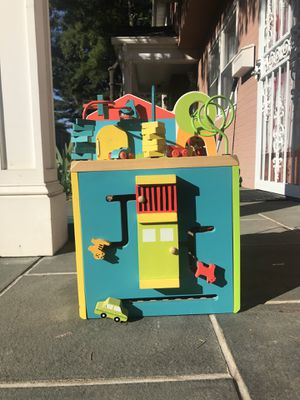 Battat Activity Cube Children's Toy for Sale in Great Neck, NY