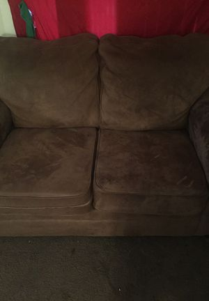 Brown couch set for Sale in Duncanville, TX