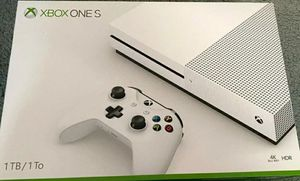 Xbox One S 1TB White & Assassin's Creed Origin (New) for Sale in Upper Marlboro, MD
