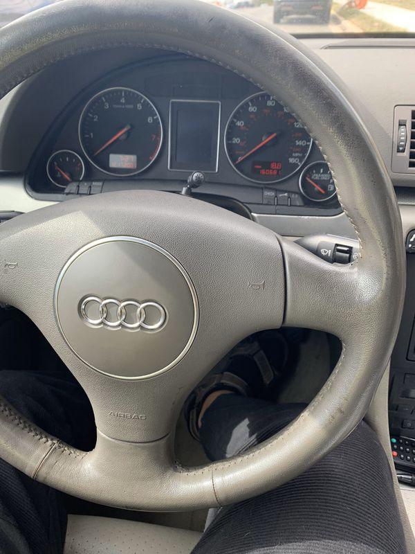 Audi 1.8t good condition