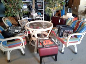 Patio/Deck Furniture for Sale in Houston, TX