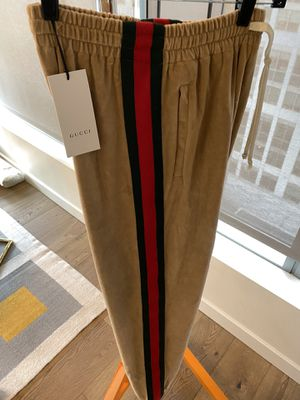 Gucci Authentic with tags Women's valor pant for Sale in Bellevue, WA