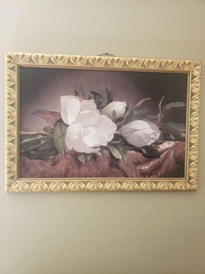 Rose painting for Sale in Matthews, NC