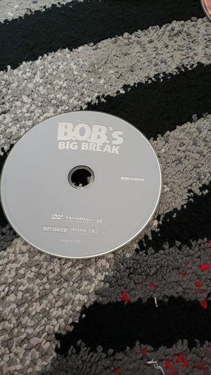 Bob's Big Break Movie CD for Sale in Newark, CA