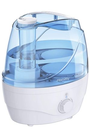 NEW! Cool Mist Humidifier, 2.2L Ultrasonic Humidifier, 28dB Quiet BPA-Free Air Humidifier for Bedroom, Independent Power Adapter, 30H Working Time, 3 for Sale in Stuart, FL