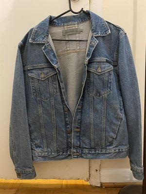 Calvin Klein denim jacket size S for Sale in Annandale, VA