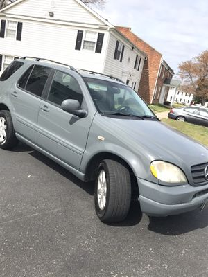 1998 Mercedes-Benz M-Class for Sale in North Chesterfield, VA