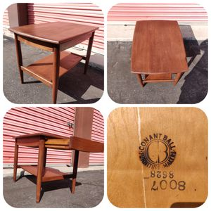 Vintage Mid Century Danish End Side Table for Sale in Hawthorne, CA
