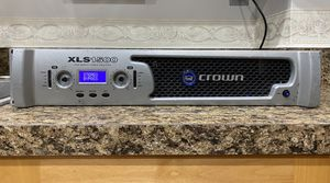 Crown Power Amplifier Dj Equipments for Sale in Queens, NY
